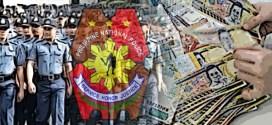 Police retirees nakikiusap na ibigay na ang pension differential