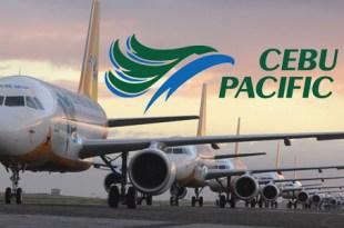Cebu Pacific plane CebPac