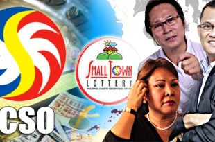 STL PCSO Balutan Atong Ang Sandra Cam