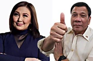 sharon cuneta Duterte