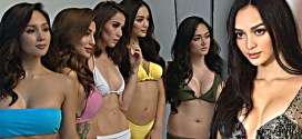 Roxanne Barcelo Meg Imperial Kylie Verzosa Nathalie Hart Cristine Reyes Abay Babes