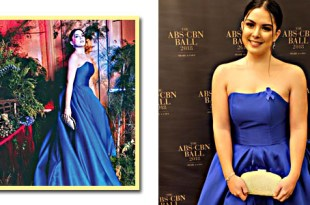 Ria Atayde ABS-CBN Ball