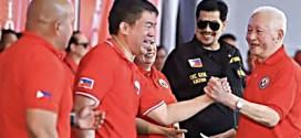 Fred Lim Koko Pimentel PDP-Laban