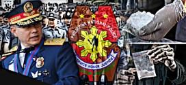 Oscar Albayalde PNP police War on Drugs Shabu