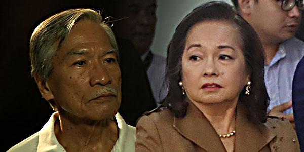 Satur Ocampo GMA Gloria Macapagal-Arroyo
