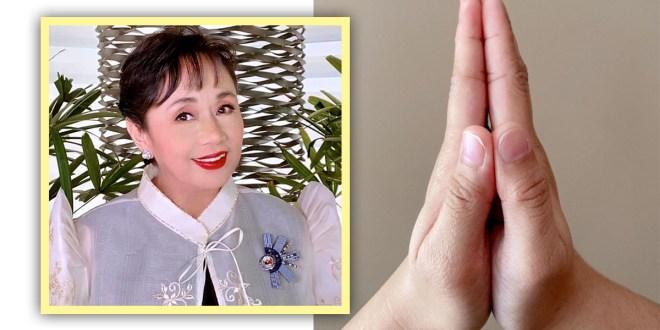 Vilma Santos Pray