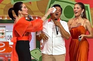 Kris Aquino Willie Revillame Andrea Torres