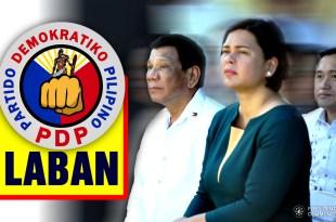 PDP-LABAN, Rodrigo Duterte, Sara Duterte, Bong Go
