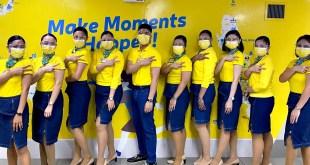 Cebu Pacific crew, Covid-19 vaccine