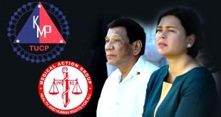 TUCP, MAG, Rodrigo Duterte, Sara Duterte