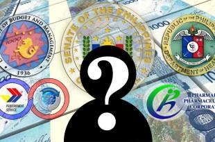Senate Whistleblower, PS-DBM, Pharmally, DOH Money
