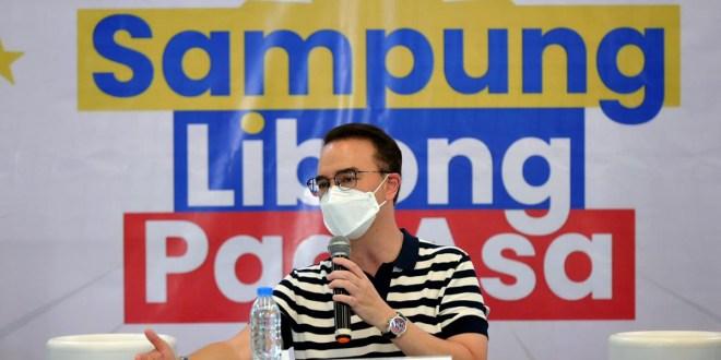 Alan Peter Cayetano, Sampung Libong Pag-asa