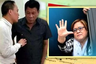 Michael Yang, Rodrigo Duterte, Michael Yang, Leila de Lima