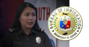 Dana Krizia Sandoval, Bureau of Immigration
