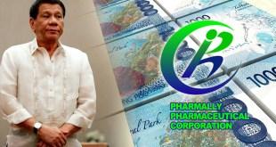Duterte, Pharmally, Money