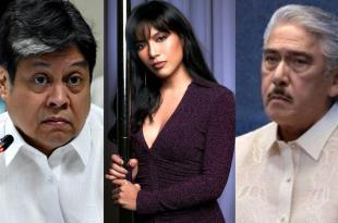 Kiko Pangilinan, Ciara Sotto, Tito Sotto