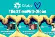 Sikat na online personalities nag-share kung bakit ngayon ang #BestTimeWithGlobe