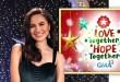 Julie Anne nanguna sa GMA's Christmas Station ID