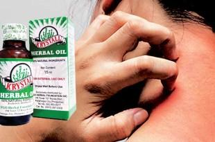 kati batok, Krystall Herbal Oil
