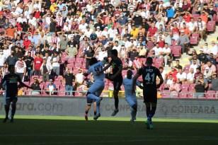Süper Lig: A. Hatayspor: 0 – Fenerbahçe: 2 (İlk yarı)