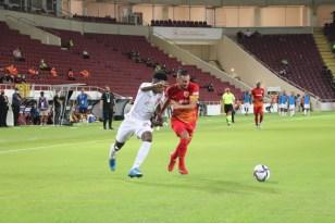 Süper Lig: A. Hatayspor: 0 – Y.Kayserispor: 1 (İlk yarı)