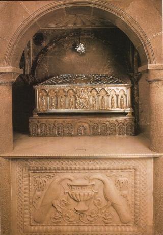Reliquary Of Saint James Kook Science