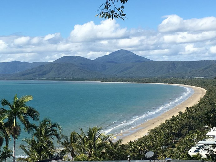 Flagstaff Hill Lookout Port Douglas