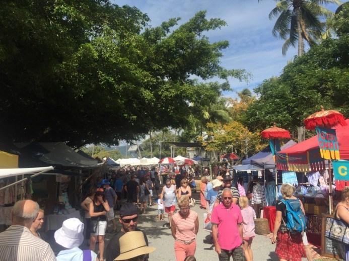 Sunday Market Port Douglas