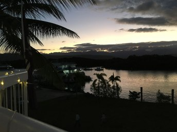 Sunset Marina Boathouse Port Douglas