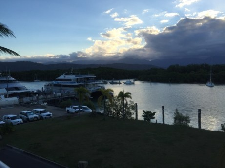 Sunset Marina Port Douglas