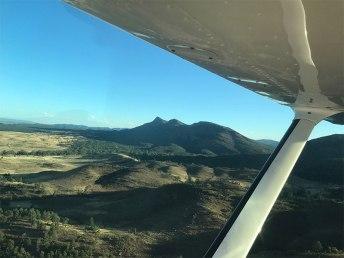 Wilpena Pound scenic flight SA