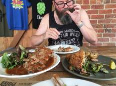 Bridge Road Brewers Beechworth ribs