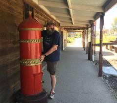 Glenrowan Letter Box