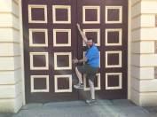 Wentworth Gaol Entrance
