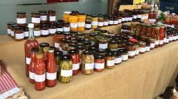 Mildura market pickles