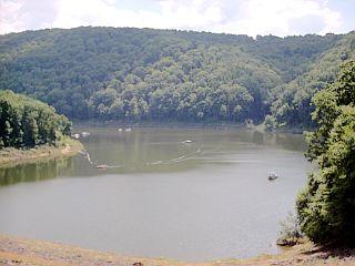Lake inPa