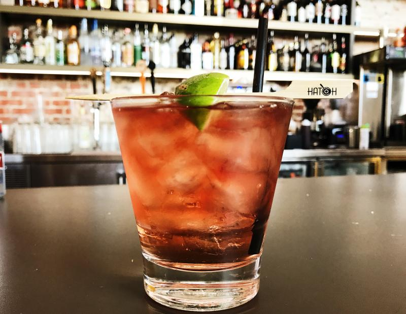June Feature Drink: Hibiscus Limey!