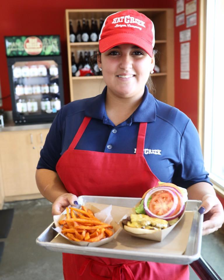 Careers Hat Creek Burger Company