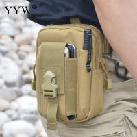 Army-Military-Waist-Bags-Waist-Pack-Small-Funny-Pack-Belt-Bag-Oxford-Phone-Pouch-Work-Bags
