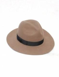 kapelusz indy classic jasny