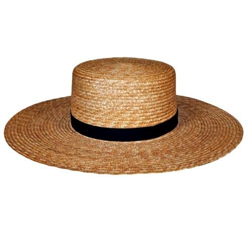kapelusz kanotier xxl lato