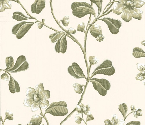 Stunning period wallpapers: 'Little Greene'