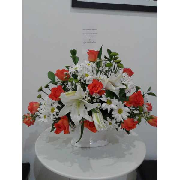 De Orange - Hatiku Florist Jakarta