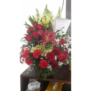 Derosswell - Hatiku Florist Jakarta