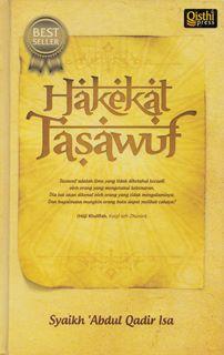 Hakekat Tasawwuf | Syaikh 'Abdul Qadir As-Sufi