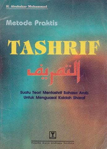 metode-praktis-tashrif-h-abubakar-muhammad-cover