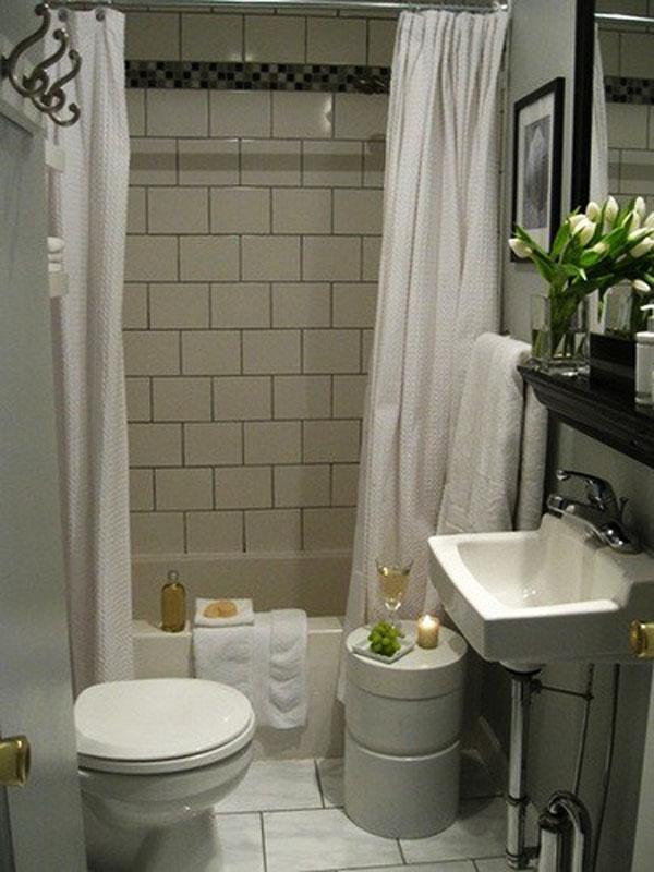 100 Small Bathroom Designs & Ideas - Hative