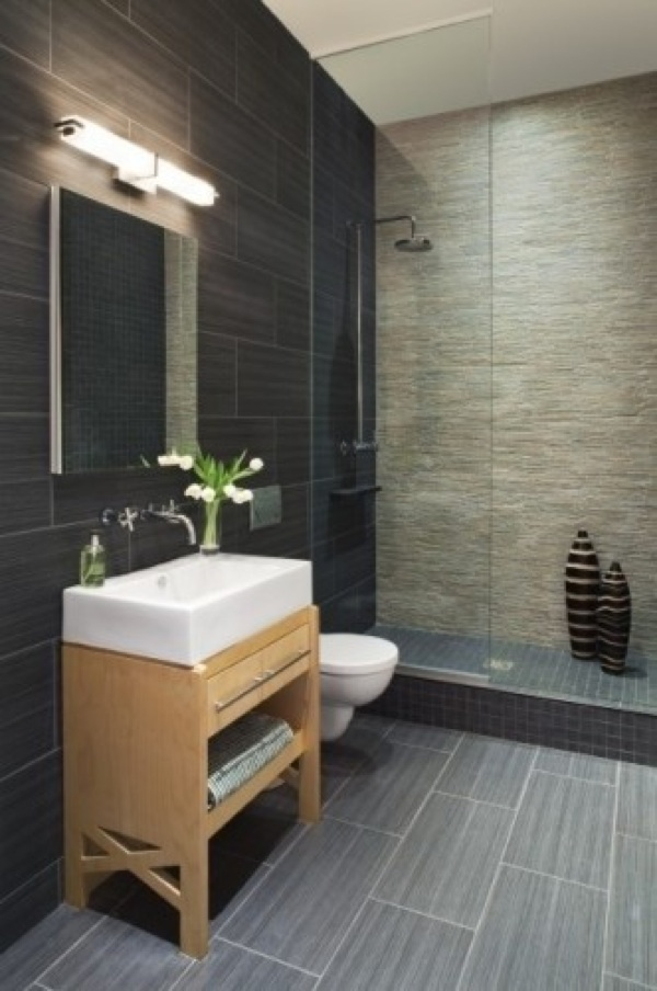100 Small Bathroom Designs   Ideas   Hative Compact Bathroom Design Photo