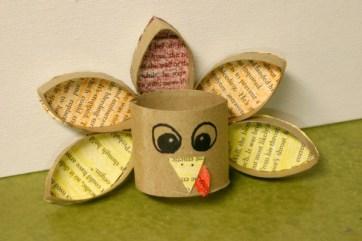 28 thanksgiving turkey craft