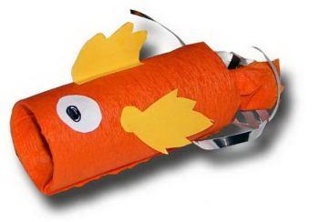 33 homemade fish kid craft